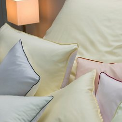 Bed Linen Collection Modern Look Colors Pillow Case