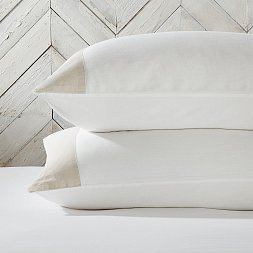Bed Linen Collection Twins Pillow Case F2