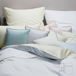 Set Bed Linen Collection Modern Look Colors